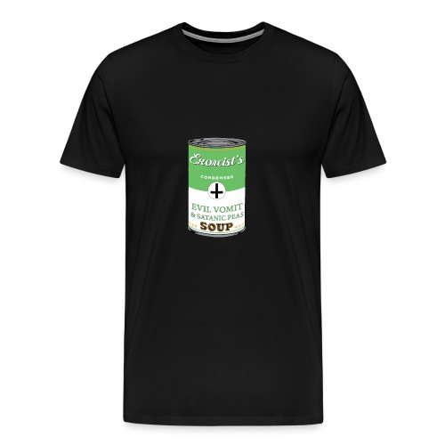 Exorcist's soup - T-shirt Premium Homme