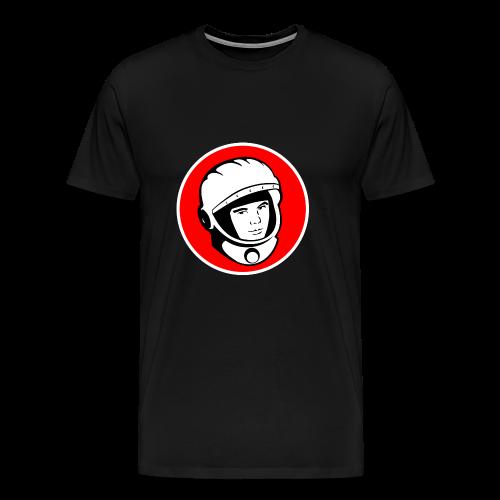 YN Logo mit weißem Rand - Männer Premium T-Shirt