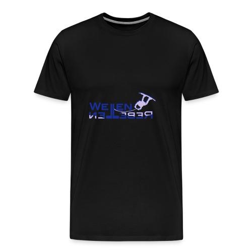 Wellenrebellen - Männer Premium T-Shirt