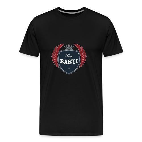 Team Basti Flügel - Männer Premium T-Shirt