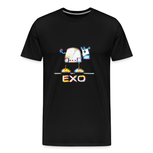 EXO - Super Dog - Männer Premium T-Shirt
