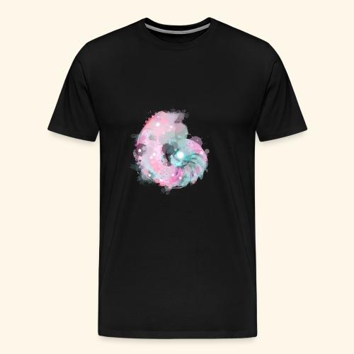 space shell7 - Premium-T-shirt herr