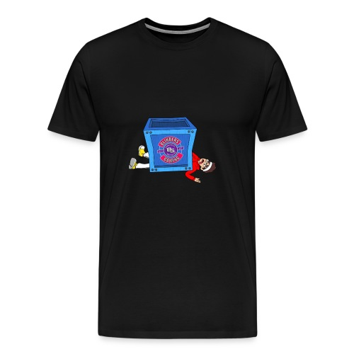 BG Limited Time Fortnite Inspired Design - Men's Premium T-Shirt