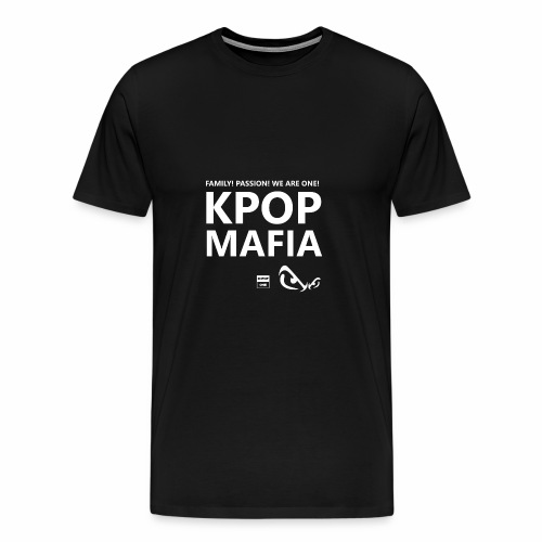 K-POP MAFIA - Men's Premium T-Shirt