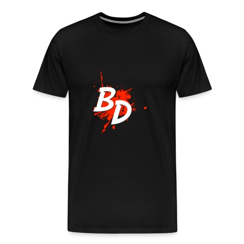 BD logo - Men's Premium T-Shirt