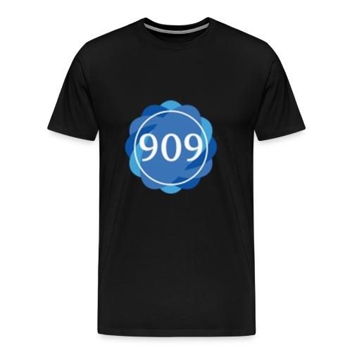 The Builders 909 Logo - Men's Premium T-Shirt