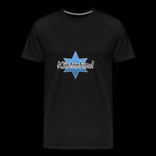 Kuestenkind - Männer Premium T-Shirt
