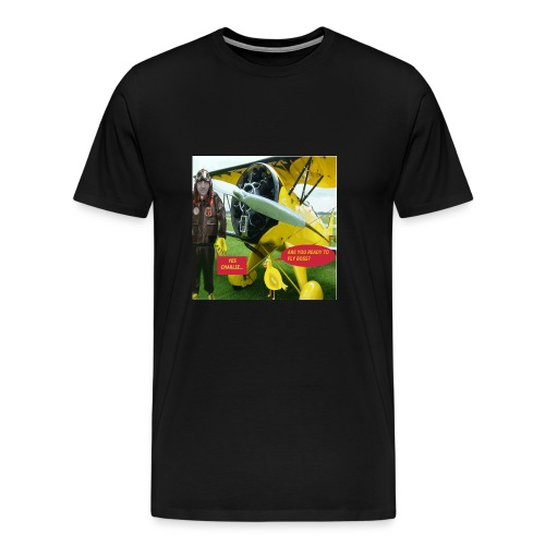 ARE YOU READY TO FLY - Men's Premium T-Shirt