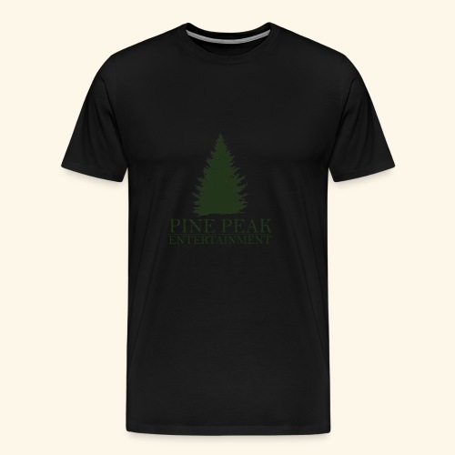 Pine Peak Entertainment - Mannen Premium T-shirt