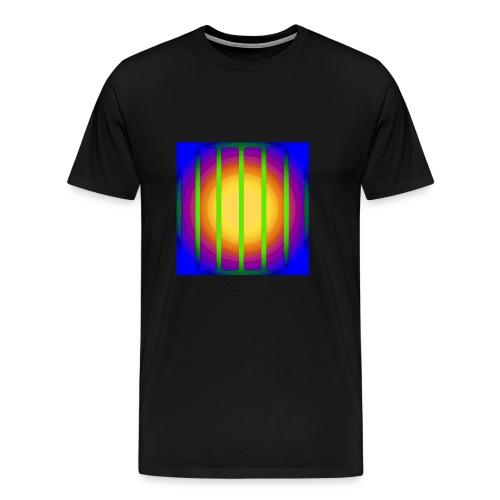 summer heat..fund esign© by art elisa elisa hopp - Männer Premium T-Shirt