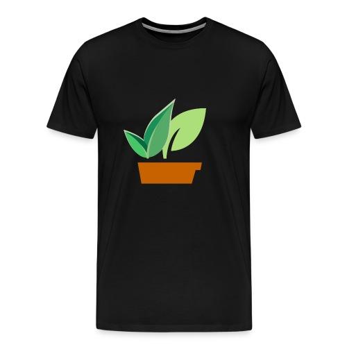 Pflanze - Männer Premium T-Shirt