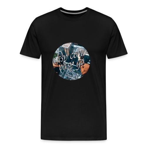 easy come easy go - Männer Premium T-Shirt