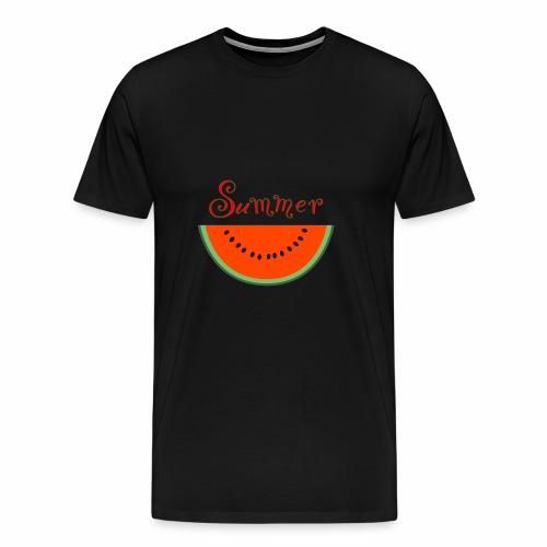 Watermelon, by SBDesigns - T-shirt Premium Homme