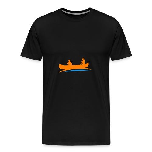 Kanu - Männer Premium T-Shirt