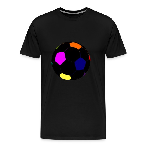 Colorful Ball - Männer Premium T-Shirt