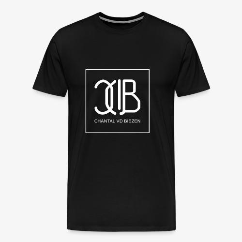 Chantal Vd Biezen Fan Artikel (logo-weiß) - Männer Premium T-Shirt