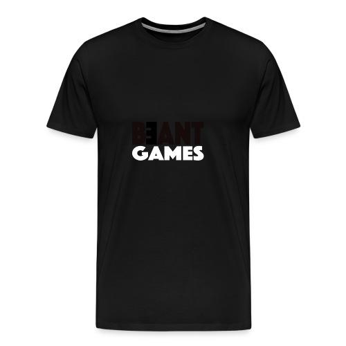 beant Games - Männer Premium T-Shirt