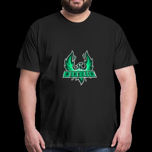 Qubiq • Logo - Männer Premium T-Shirt