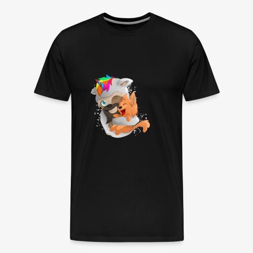 zotti einhorn plus Odin - Männer Premium T-Shirt