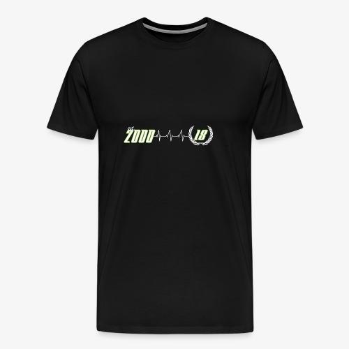 18 Jahre - volljährig! - Männer Premium T-Shirt