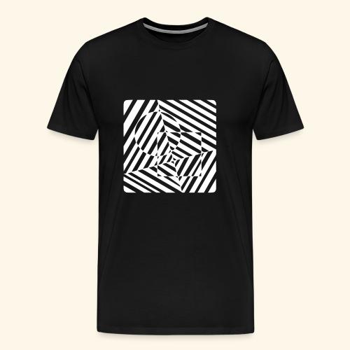 Geometrische Formen Vektor T-Shirt - Männer Premium T-Shirt