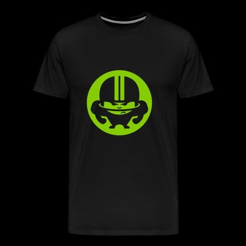 Tackle Jack Logo - Männer Premium T-Shirt