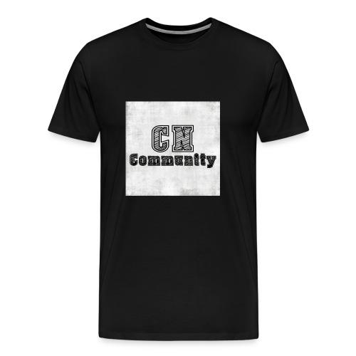 CN Community Logo - Mannen Premium T-shirt