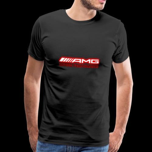 AMG Red-Edition NEON - Männer Premium T-Shirt
