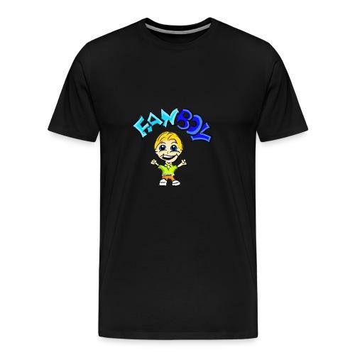 FanBoy (Comic) Kids - Männer Premium T-Shirt