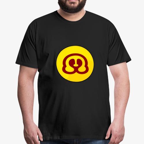 MadGamerNL-BaseLogo - Mannen Premium T-shirt