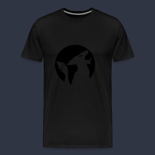 Ninoeri Sergal Logo Schwarz - Männer Premium T-Shirt
