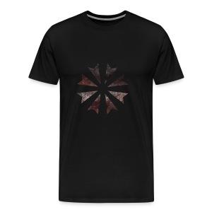 Gladiatores Haukreuz - Männer Premium T-Shirt