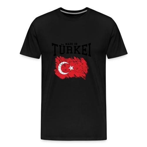 Made in Türkei - Männer Premium T-Shirt