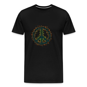 Broken Peace - Men's Premium T-Shirt