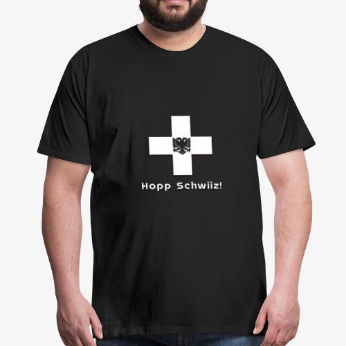 Adler & Kreuz - Männer Premium T-Shirt