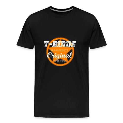 T-Birds1988 dunkel - Männer Premium T-Shirt