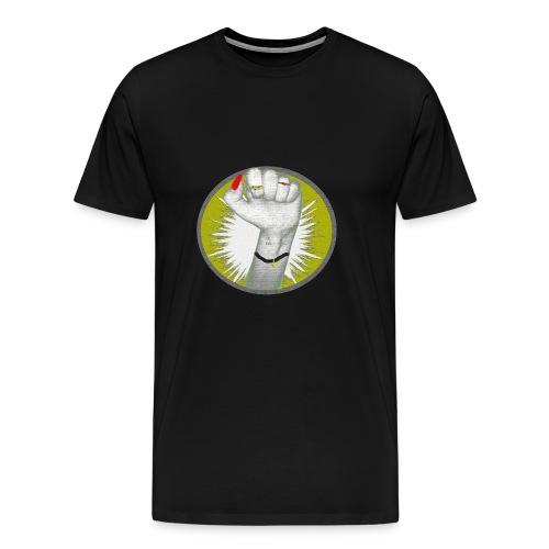 Girl Power! Hell - Männer Premium T-Shirt