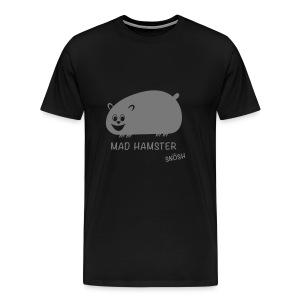 Mad Hamster - Men's Premium T-Shirt