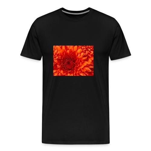 Chrysanthemum-jpg - Maglietta Premium da uomo