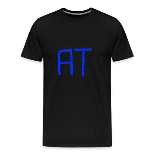 A T betekent Amartje - Mannen Premium T-shirt