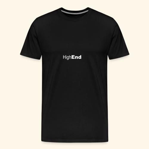 Highend - Männer Premium T-Shirt