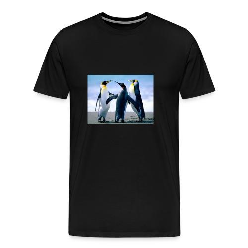 Penguins - Männer Premium T-Shirt