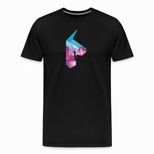 London on the CORE - Men's Premium T-Shirt