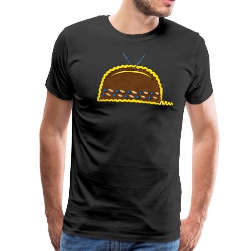 Lebkuchen Bauhelm - Männer Premium T-Shirt