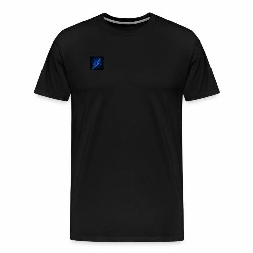 LIGHTNING - Premium-T-shirt herr