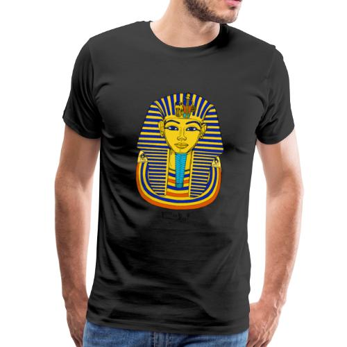 Pharao Tutanchamun - Männer Premium T-Shirt