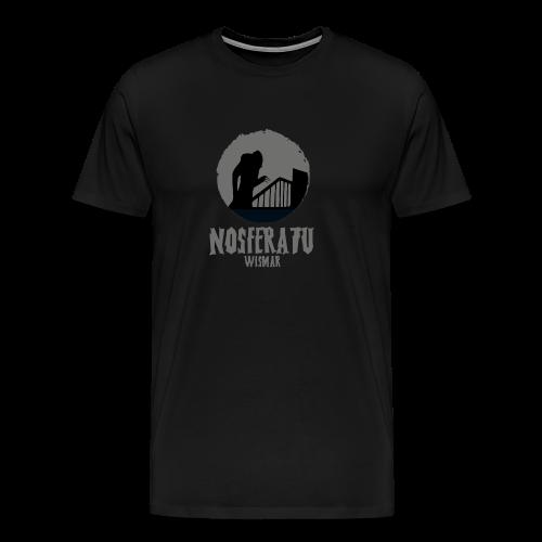 Wismar Nosferatu - Männer Premium T-Shirt