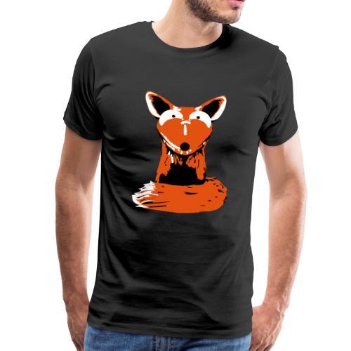 FuchsMops ArtStyle - Männer Premium T-Shirt