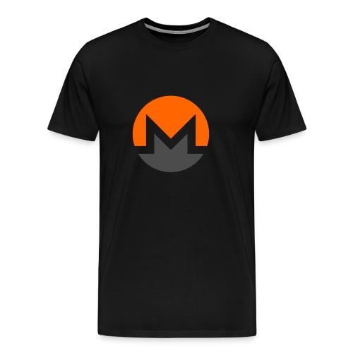 Monero - Männer Premium T-Shirt