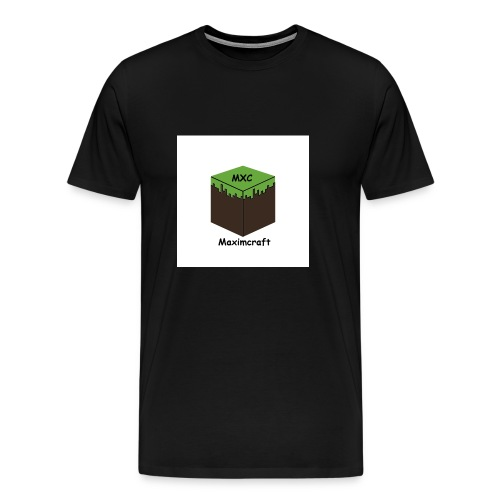 rundlogo - Männer Premium T-Shirt
